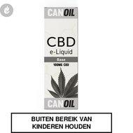 Canoil cbd e-liquid base nicotinevrij 100mg CBD