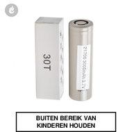 Samsung INR 30T 21700 Batterij 3000mAh 30ampere